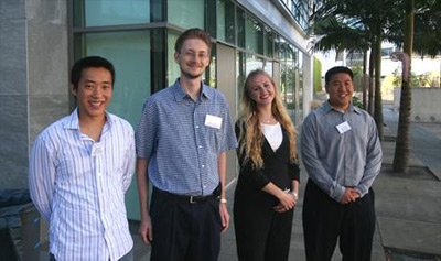 Four UCSD Students Win Prestigious Scholarship From the U.S. Department ...