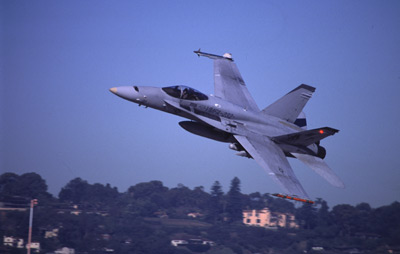 USMC Jets fly over UCSD